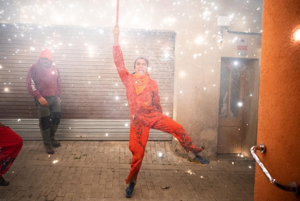 103 Correfoc infernal 2019.  Foto: Q. Pascual