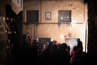 104 Correfoc infernal 2019.  Foto: Q. Pascual