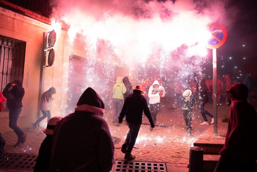 106 Correfoc infernal 2019.  Foto: Q. Pascual