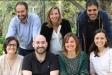 L'equip de la consultoria El Despertador. Assegut, el segon per l'esquerra, Jordi Esqué, que impartirà el taller a Castellar