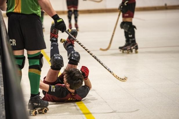 L'HC Castellar va tornar a caure en la segona jornada de lliga. Aquesta vegada enfront del Cadí.