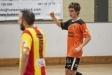 Quim Juncosa celebra el seu gol enfront del Manlleu.