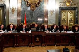 Els membres del Tribunal Suprem que han jutjat els líders independentistes