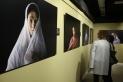 Inauguració de  la mostra fotogràfica sobre Pakistan, dimecres passat, a la Sala d'Actes d'El Mirador  || R.Gómez