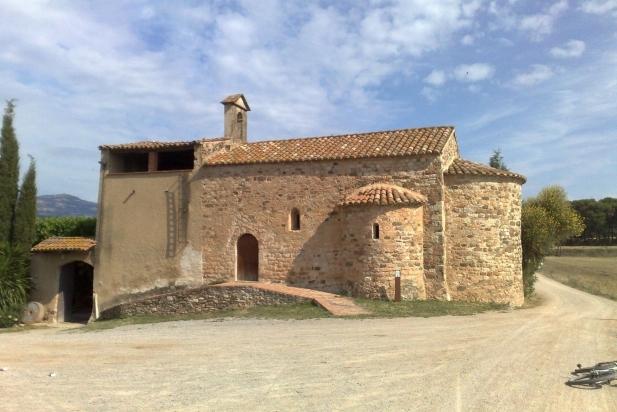 Sant Pere d'Ullastre.