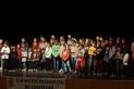 Foto de grup dels guanyadors de la 58a Marxa Infantil de Regularitat. || F. VILACLARA