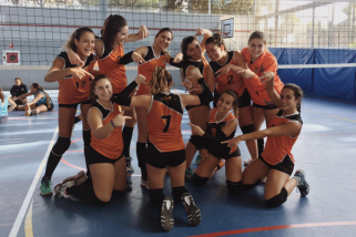 El sènior B femení va sumar la setena victòria consecutiva en lliga. ||Cedida