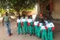 Els xandalls del CA Castellar han arribat a Diannahba (Senegal).
