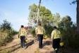 Els bombers també es dediquen a les tasques de prevenció d'incendis forestals / Q. Pascual