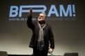 Benito Zambrano, director del film 'Intemperie', va ser a l'Auditori Municipal diumenge per a presentar la pel·lícula al BRAM!. || Q. PASCUAL