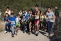 Sortida de la Mini-Corriols des del camí del Puig de la Creu. La Corriols va ser l'últim gran esdeveniment esportiu a Castellar, abans de la pandèmia.