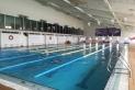 La piscina coberta del SIGE en una imatge poc abans de la pandèmia