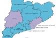 Mapa de proposta de la Generalitat de desescalada de regions sanitàries a partir de l'1 de juny
