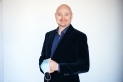Alan Khabalaev, emprenedor i melòman. || Q. PASCUAL