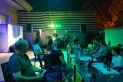 Jam session a El Caliu, el cap de setmana passat, organitzat per Fan Music Club. || CEDIDA