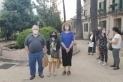 Els tres guanyadors del I Concurs de Microrelats de Castellar per les Llibertats - L'Actual