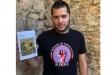 Novetat editorial d'Eloi Creus, la traducció d' 'El malcarat', de Menandre. ||CEDIDA