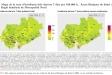 Mapa de la taxa de contagis dels darrers set dies a la Regió Sanitària Metropolitana Nord