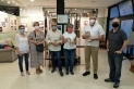 Premiats al certamen Joan Riera 2020. || CEC