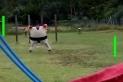 Imatge extreta del vídeo promocional de la Noob Race que  es farà a Can Juliana el 4 d'octubre