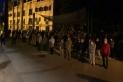 Concentració contra la sentència d'inhabilitació de president Torra, als Jardins del Palau Tolrà - R.G.