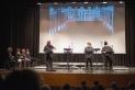 Dramatització de l'obra de Goethe 'El comte Egmont' a l'Auditori Municipal || C. D,
