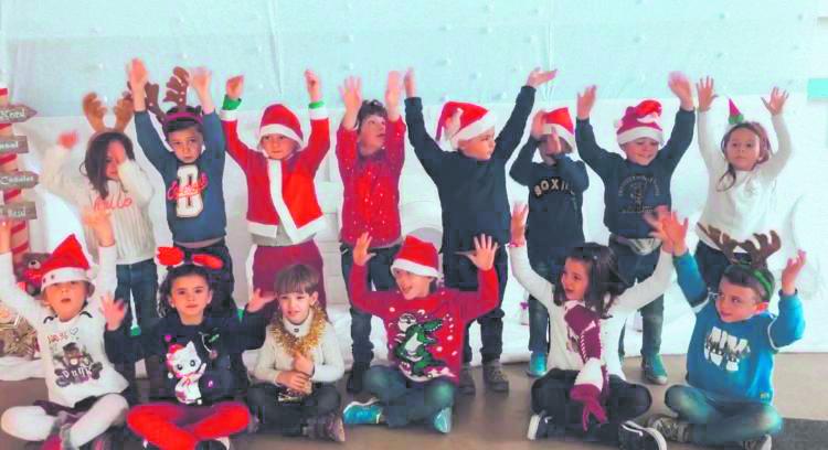 Nadal 2020, a l'escola El Casal