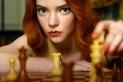 Anya Taylor-Joy en el seu paper de Beth Harmon a la sèrie 'Gambito de dama'