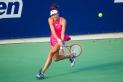 Georgina Garcia en una competició internacional fa uns mesos, en concret a l'Open de Porto