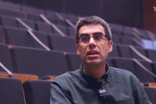 El castellarenc Joan Garcia Roman és investigador del Centre d'Estudis Demogràfics de la UAB