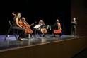 El quartet Mademoicelli va actuar dijous passat en el cicle Audicions Íntimes de L'Aula - R.G.