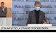 Intervenció del doctor Argimón, secretari de Salut, en la compareixença del Procicat d'aquest dijous, 4 de març de 2021 || TV3