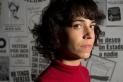 Lara Salvador és l'actriu protagonista de l'obra 'Els dies mentits' de Marta Aran, que es podrà veure aquest diumenge. || CEDIDA