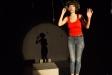 Lara Salvador, protagonista de 'Els dies mentits' de Marta Aran. || CEDIDA
