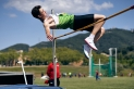 Lluís Toledo va saltar 1,92 i es va imposar al Campionat de Catalunya de Clubs. || Q.  Pascual