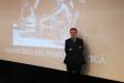Albert Beorlegui abans de la seva conferència a l'auditori de Castellar ||AULA