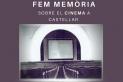 Cartell informatiu de la Taula Rodona sobre el cinema. ||CECV-AH