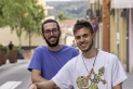Iván Villarraso i Alex Valero fan cada diumenge el programa 'El bar de abajo', a Twitch