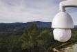 Càmera de vigilància instal·lada al Puig de la Creu