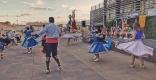 El Ball de Gitanes va reprendre l'activitat després d'un any i mig sense ballar. ||CEDIDA