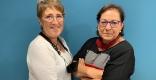Lídia Urrútia i Rosa Maria Arner són les Dames del Crim - R.GÓMEZ