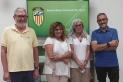 Dolors Martínez és la nova presidenta del Centre Excursionista Castellar.    cedida