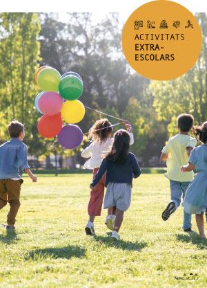 Portada Extra Activitats Extraescolars