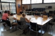 Una reunió preparatòria del curs a càrrec de professors de l'Institut Puig de la Creu celebrada la setmana passada