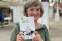 Gisela Pou presenta 'El llop de les pomes verdes'.    CEDIDA
