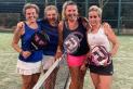El Club Tenis va celebrar un nou torneig de pàdel. || Cedida