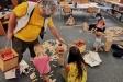 El taller familiar de Kapla de la ludoteca durant la Festa Major|| AJUNTAMENT