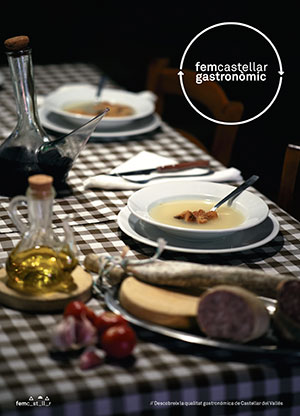 Portada Fem Castellar gastronòmic
