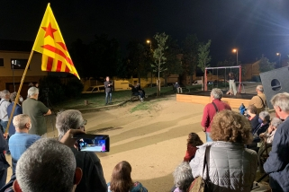 Homenatge a Lluís Companys, aquest divendres, a Castellar del Vallès - R.G.