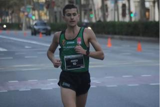 El castellarenc Jordi Torrents torna a competir després de tres anys